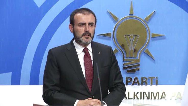 AK Parti Sözcüsü Mahir Ünal : Bu istifalar nöbet değişimidir