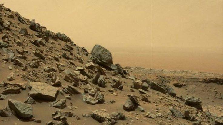 Mars'taki 'zehirli kokteyl' ve yaşam ihtimali