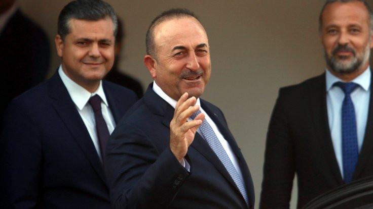Çavuşoğlu: Ziyaretin amacı 'krizin' çözümüne katkı sağlamak