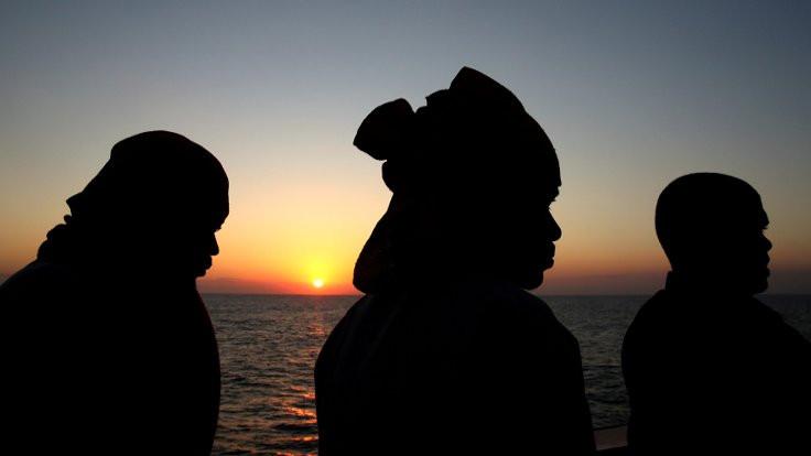 Sicilya'da ırkçılara liman izni verilmedi