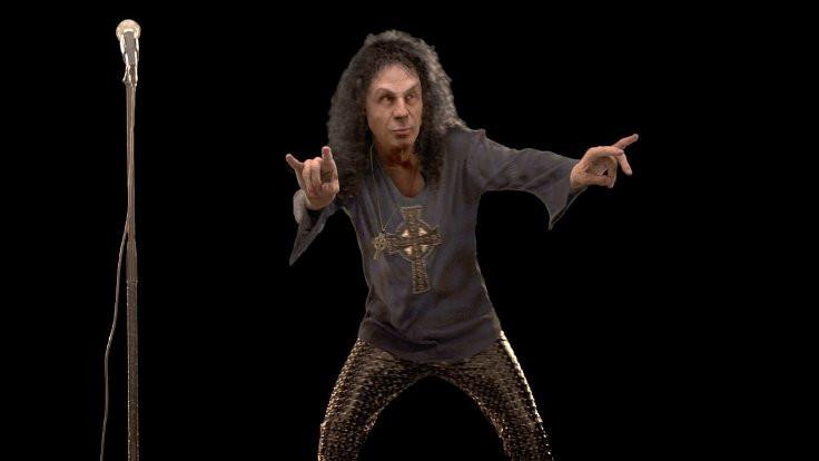 Ronnie James Dio geri dönüyor!