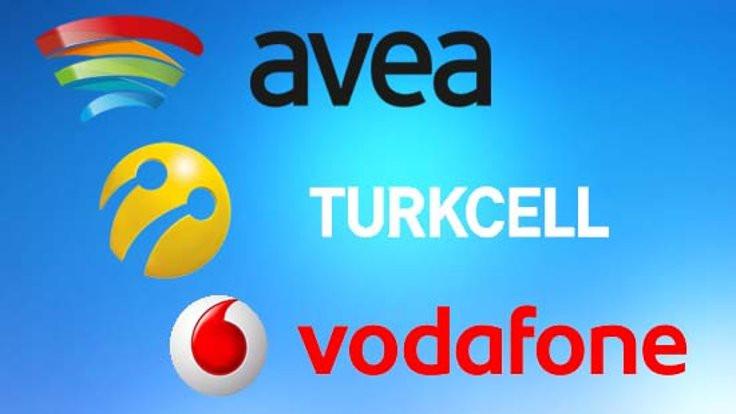 Turkcell, Vodafone ve Avea'ya soruşturma
