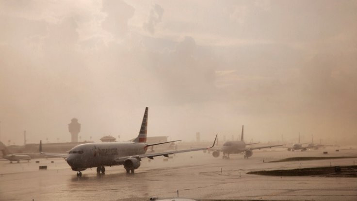 Sıcaklar uçakları tehdit ediyor
