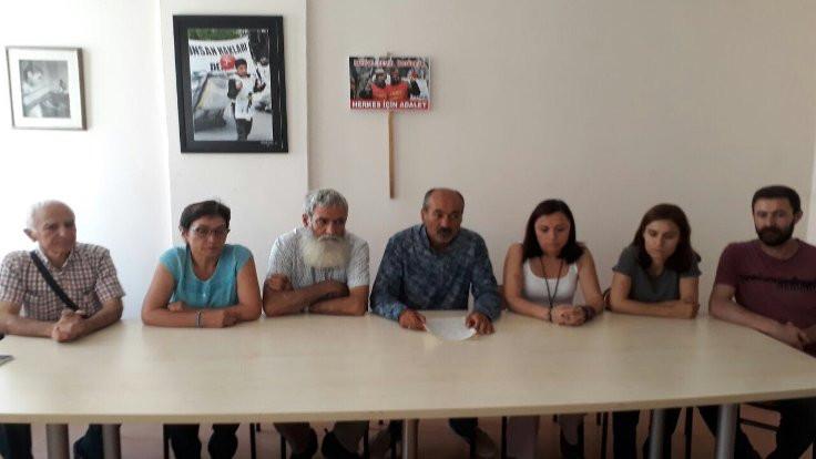 Yüksel Caddesi eylemcilerine 'ev hapsi' cezası