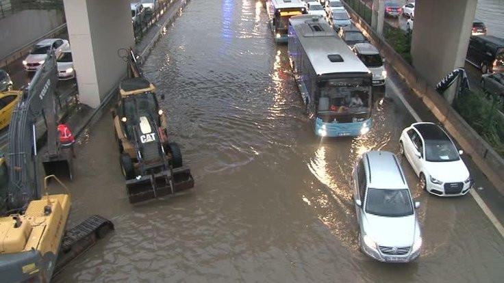 Meteoroloji'den 16 ile yağış uyarısı
