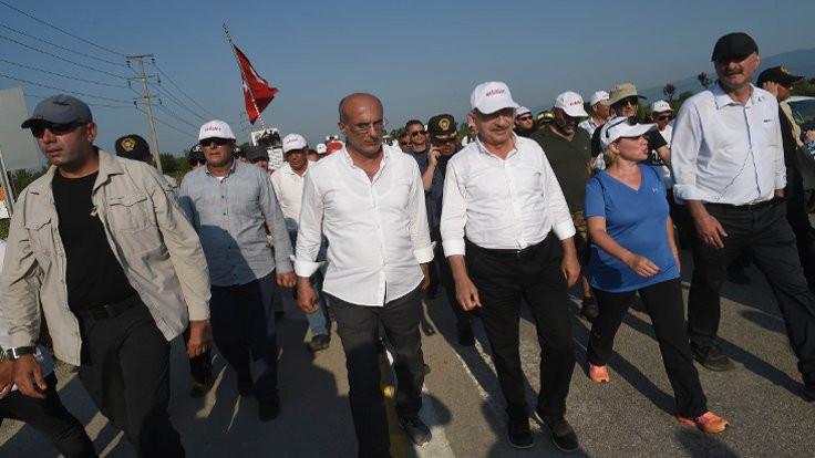 Kılıçdaroğlu'nun adımları