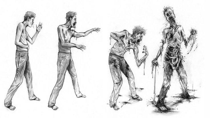 Tarihin kutsal varlıkları zombiler