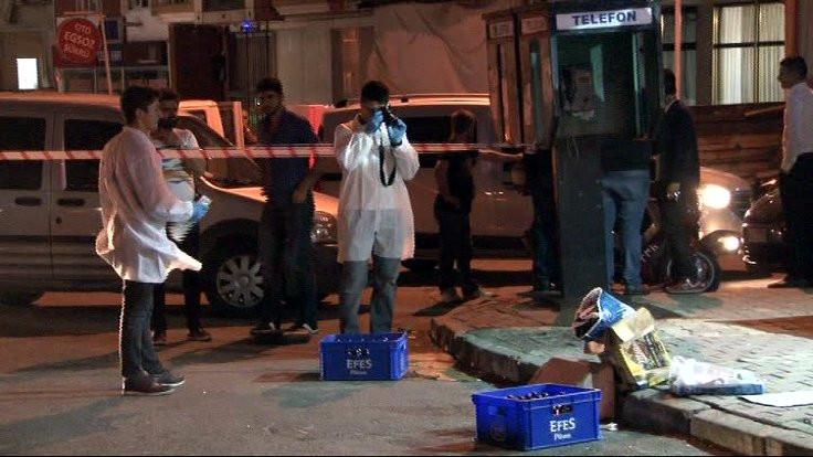 Şişli'de silahlı çatışma: 1 ölü, 1 yaralı