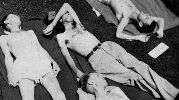 2. Dünya Savaşı'nda sağlıklı yaşam deneyi