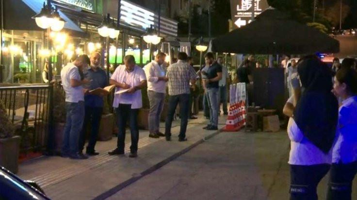 Ankara'da kafeye silahlı saldırı