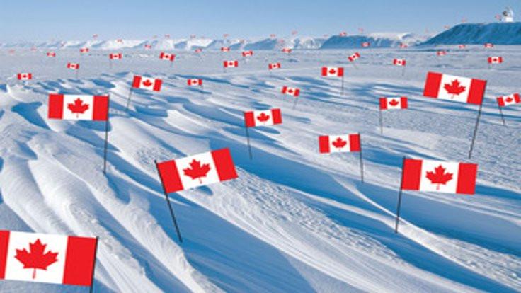 Kanada'nın gözü neden Arktik'te?