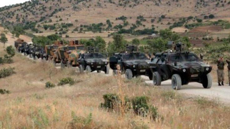 Şemdinli'de 3 korucu yaralandı