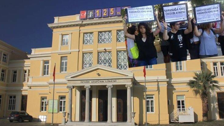 İzmir Atatürk Lisesi'nde neler oluyor?