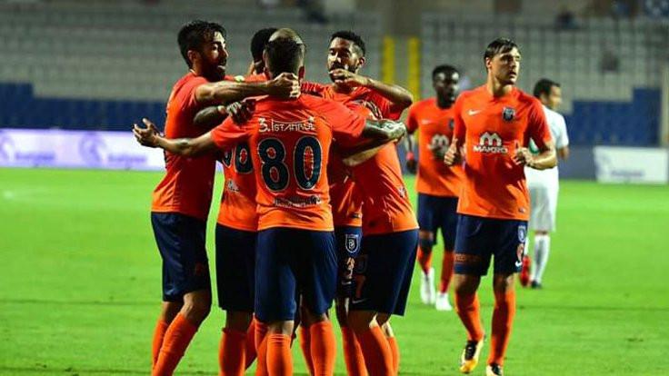 Ligin ilk maçında galip Medipol Başakşehir