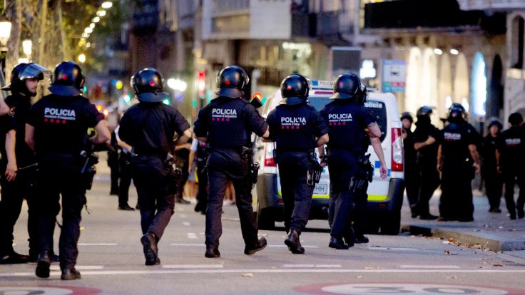 Barselona'da bir Türk vatandaşı ağır yaralandı