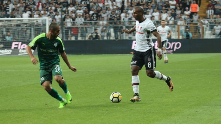 Beşiktaş, Bursaspor'u mağlup etti