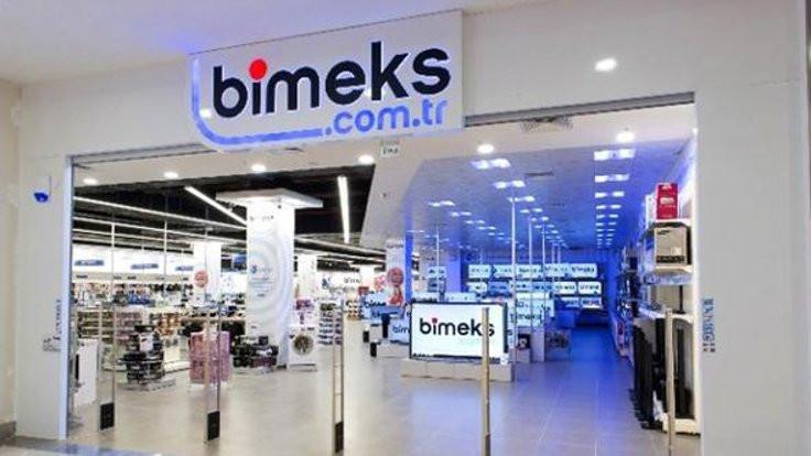 Bimeks'in borsada tahtası kapatıldı
