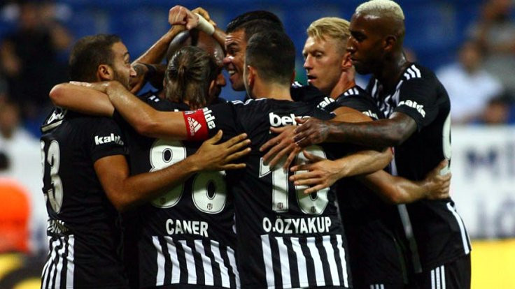 Beşiktaş sahadan 1 puanla ayrıldı