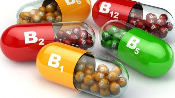 Aşırı B vitamini erkekleri kanser yapıyor