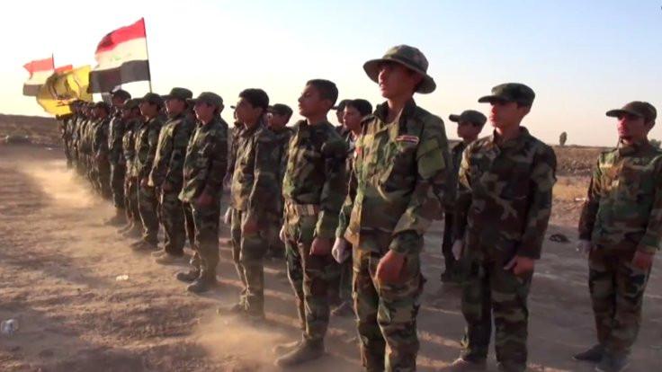Haşdi Şabi'nin Türkmen çocuk askerleri