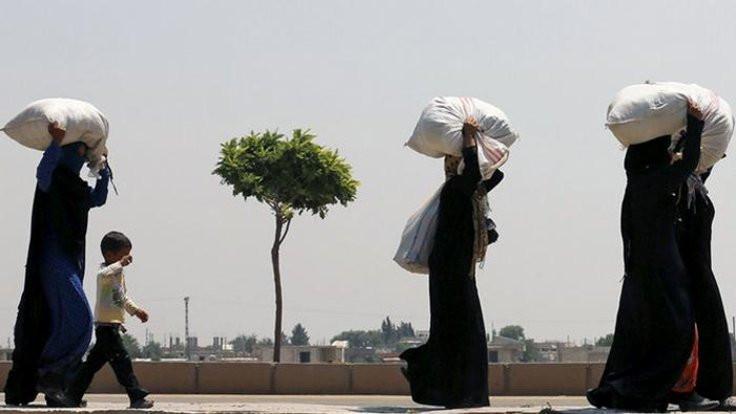 Suriyeliler en çok Türkiye'den dönüyor
