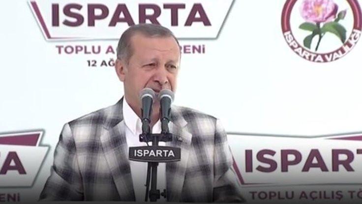 Erdoğan il kongrelerinde!