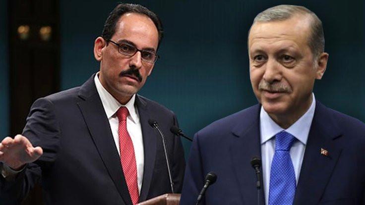 Sözcü Kalın: Afrin Türküsü hazırlanıyor