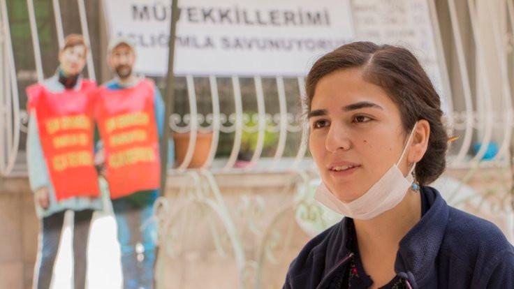 Esra Özakça'dan OHAL Komisyonu'na çağrı