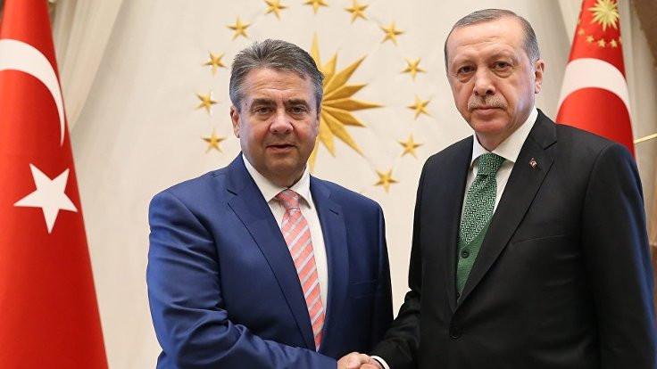 Almanya'dan AB'ye 'Erdoğan' mektubu