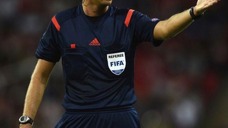 Dünya Kupası Elemeleri'nde Türkiye'den 3 hakeme görev verildi