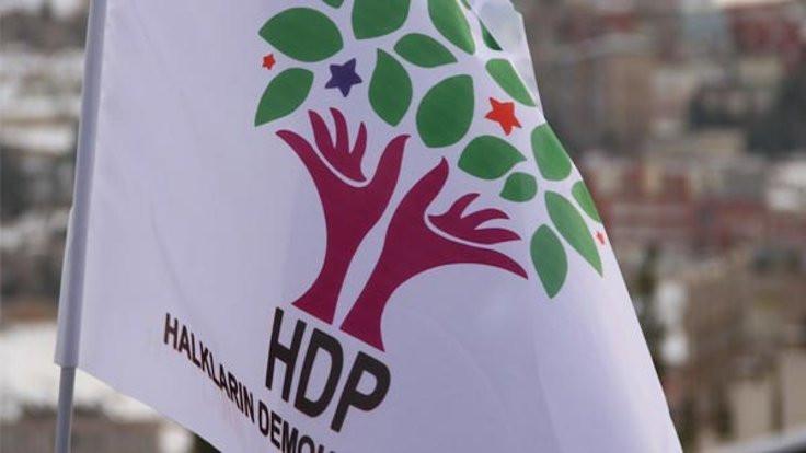 HDP'li 3 yöneticiye gözaltı