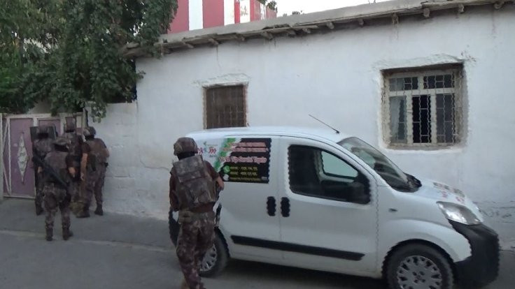 Nusra operasyonu: 4 gözaltı