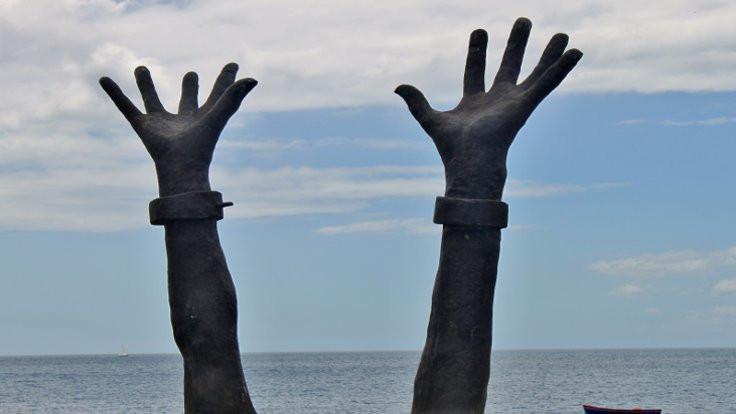 Özgürlük, kölelik ve adalet üstüne