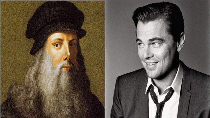 Leonardo da Vinci oluyor!