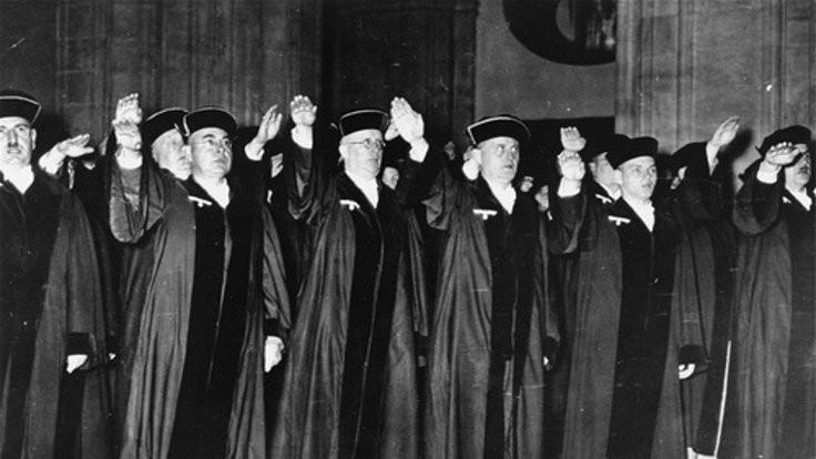 Naziler yalnızca emir ve yasaları uyguladı…