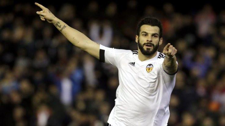 İspanyol basını: Negredo Beşiktaş'ta!