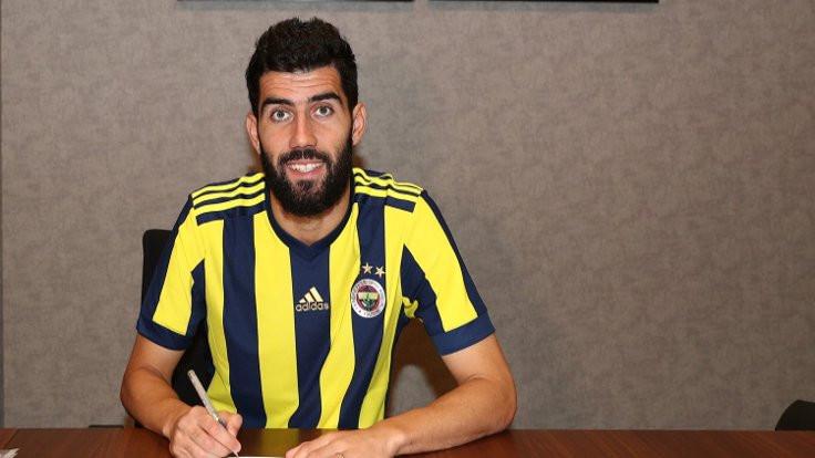 Neto bir yıllığına Fenerbahçe'de
