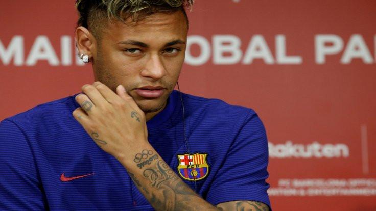 PSG'den rekor Neymar transferi
