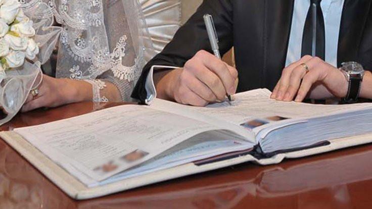 'Müftü nikahı istemezükçüler evlilik sorunlu tipler'
