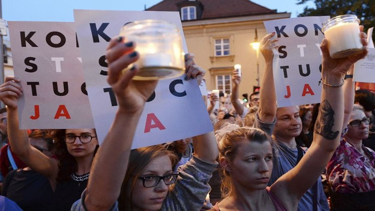 Sağ popülizmin Polonya'daki yükselişi