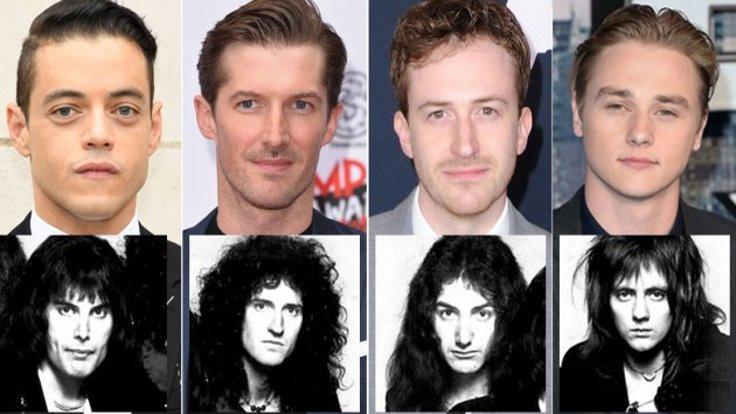 Queen'i kimlerin canlandıracağı belli oldu