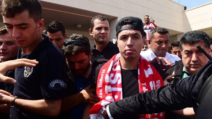 Nasri'ye 1 yıl futboldan men cezası!