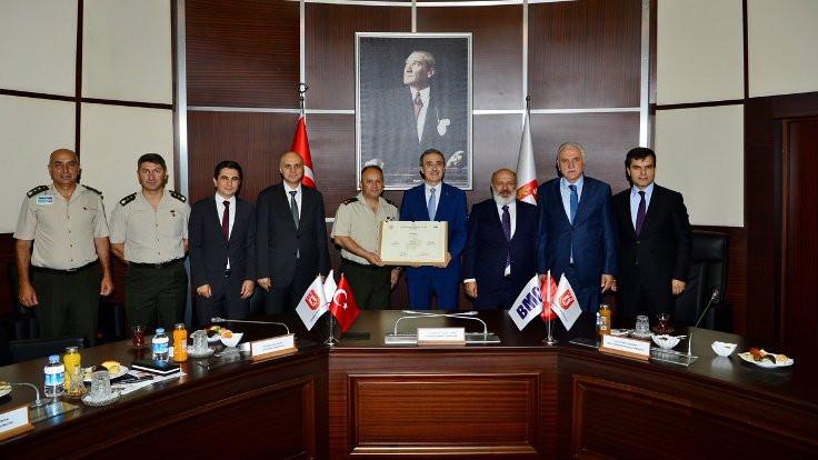 Ethem Sancak, TSK'ya 529 'Kirpi' sattı