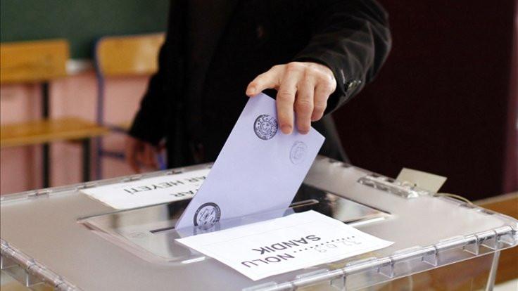 Diyarbakır'da seçmen sandıkları taşındı