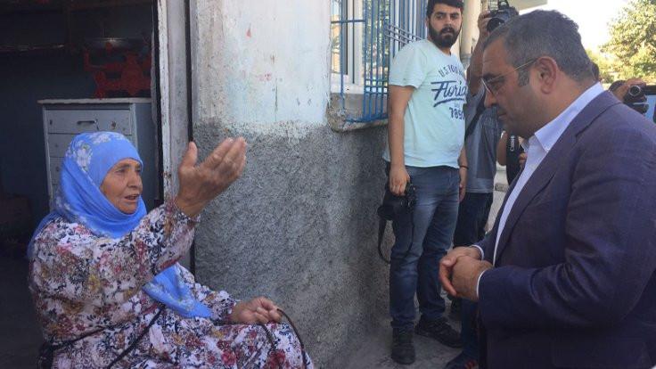 'AKP, dozer ve TOMA iktidarına dönüştü'