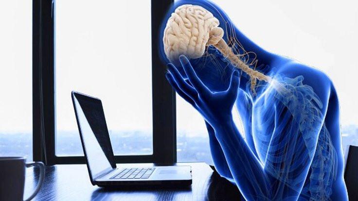 Stres vücudumuza neler yapar?