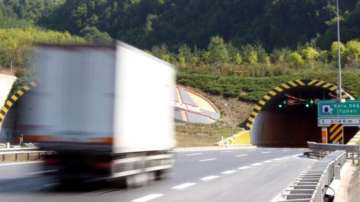 TEM'de 1 aydır kapalı olan yol açıldı