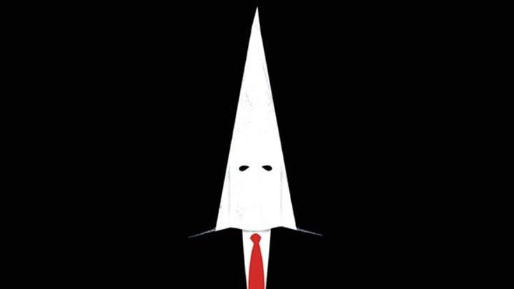 'Trump'ın gerçek yüzü'