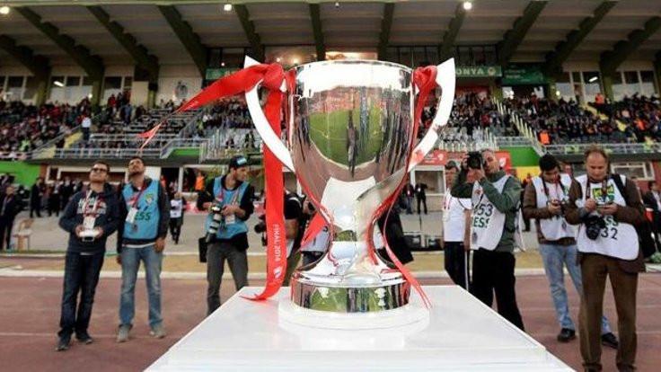 Türkiye Kupası sistemi değişti