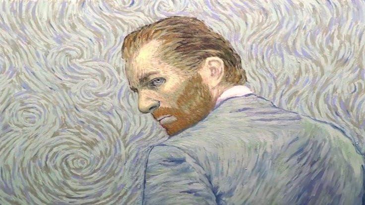 Van Gogh filminden yeni fragman!
